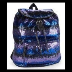 Aeropostale Backpack Bling Sequin Super Cute
